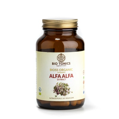 ALFA ALFA EXTRACT 350mg / 60 VEGAN CAPS