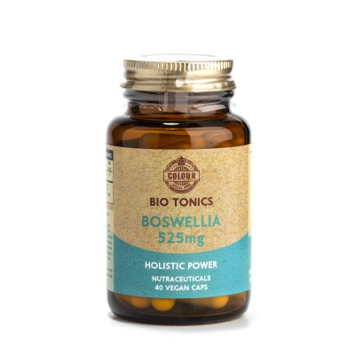 BOSWELLIA SERRATA EXTRACT 525mg / 40 VEGAN CAPS ARHTRITIS.OSTEO.JOINTS PAIN