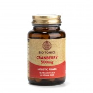 CRANBERRY EXTRACT 500mg / 40 VEGAN CAPS URINARY SYSTEM.PROSTATE.INFECTION
