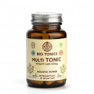 MULTI TONIC - 30 VEGAN CAPS MULTIVITAMIN / ENERGY.WELLNESS