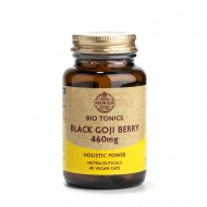 BLACK GOJI EXTRACT 460mg / 40 VEGAN CAPS DOUBLE POWER