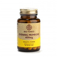 EVENING PRIMROSE EXTRACT 400mg / 40 VEGAN CAPS MENOPAUSE.HOT FLASHES.NERVES