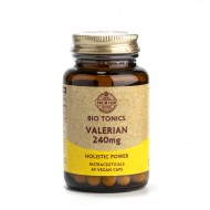 VALERIAN EXTRACT 240mg / 40 VEGAN CAPS COOL.STRESS.PURE